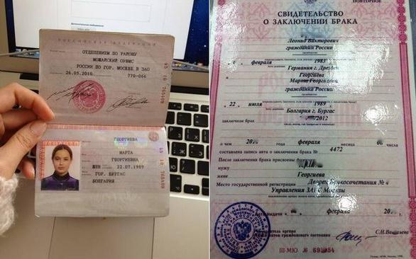 Паспорт Соболевской