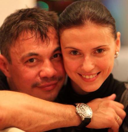 Костя Цзю и Татьяна Аверина