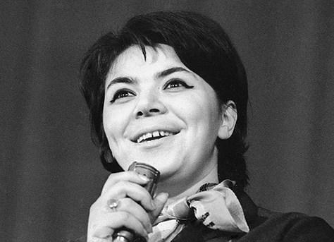 Майя Кристалинская, первая жена Арканова