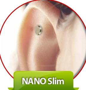 нано слим на ухе 3