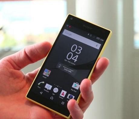 Sony Xperia Z5 Compact 3