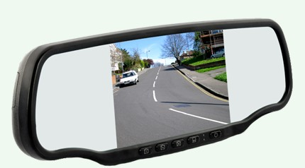 Car DVR Mirror 6