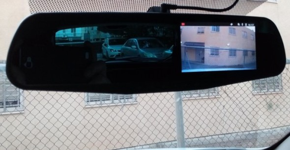 Car DVR Mirror 7