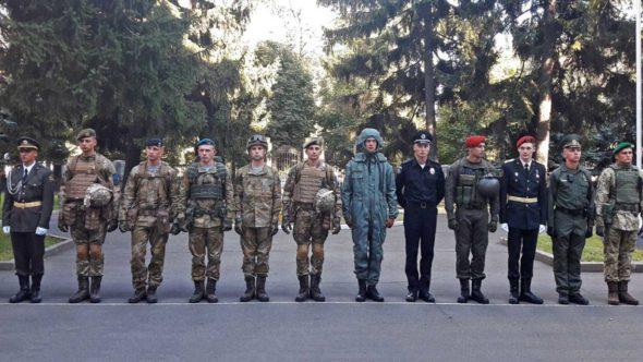 вот так будут выглядеть украинские военные