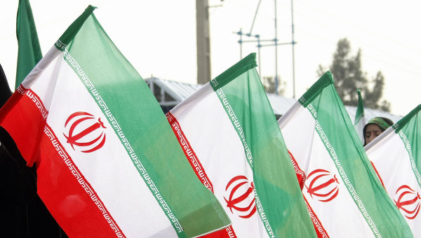 Флаг ирана фото