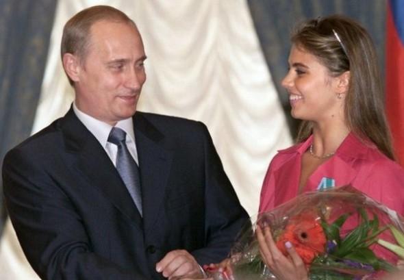 Путин и Кабаева 3