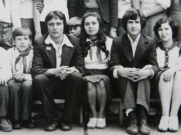 Игорь Коломойский - второй справа