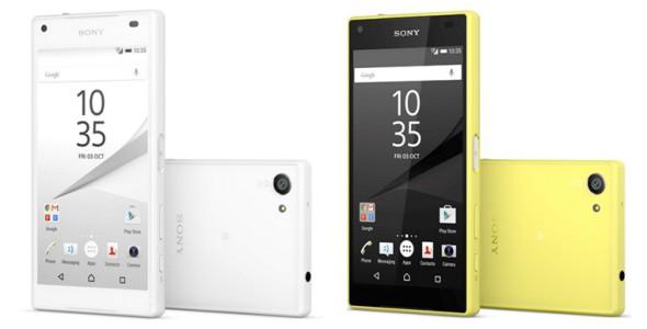 Sony Xperia Z5 Compact 4