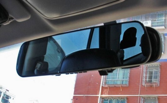 Car DVR Mirror 11
