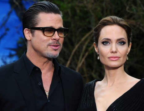 Джоли и Питт 1