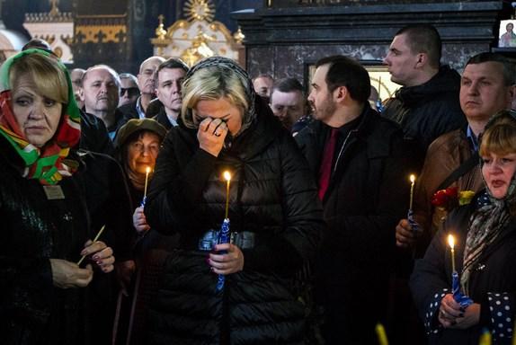 похороны Илоны Новоселовой